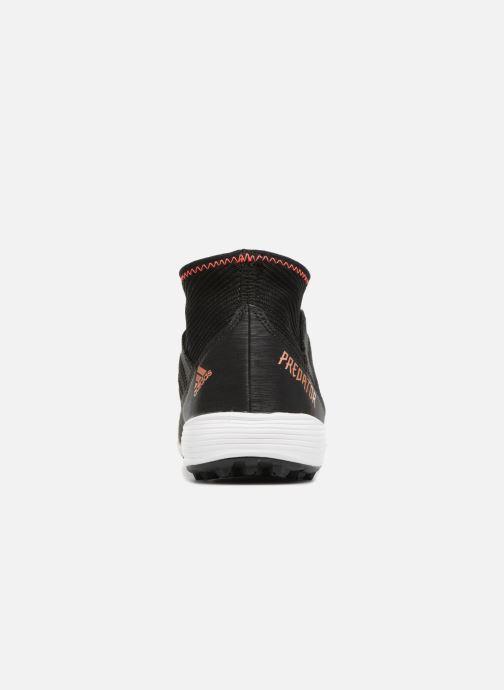 Chaussures de sport adidas performance Predator Tango 18.3 Tf Noir vue droite