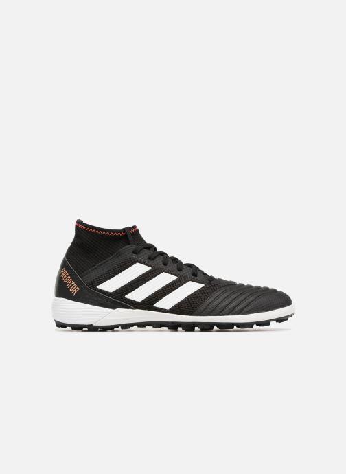 Chaussures de sport adidas performance Predator Tango 18.3 Tf Noir vue derrière