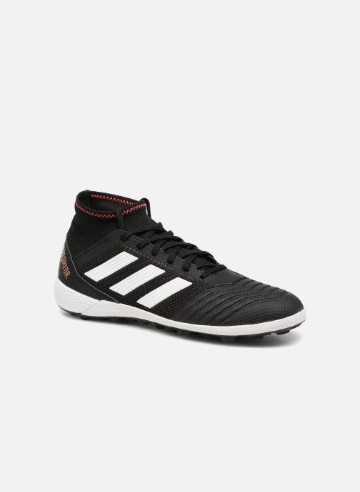 Chaussures de sport adidas performance Predator Tango 18.3 Tf Noir vue détail/paire