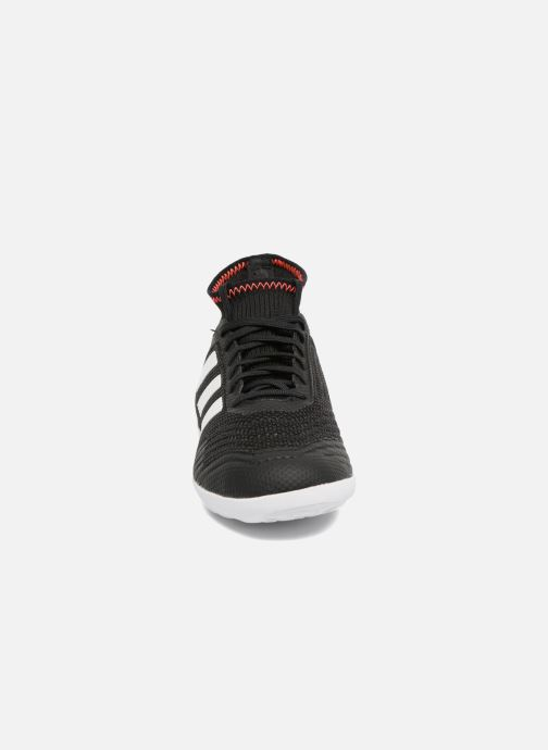 Chaussures de sport adidas performance Predator Tango 18.3 In Noir vue portées chaussures