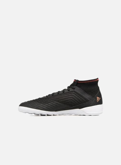 Chaussures de sport adidas performance Predator Tango 18.3 In Noir vue face