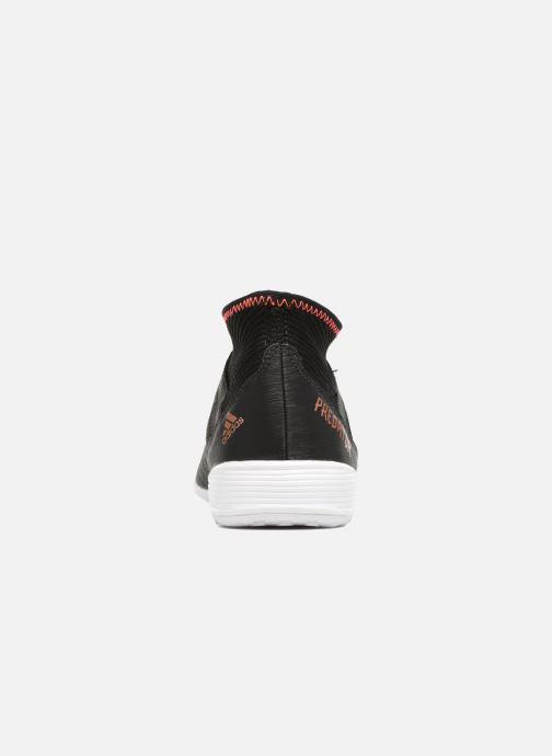Chaussures de sport adidas performance Predator Tango 18.3 In Noir vue droite