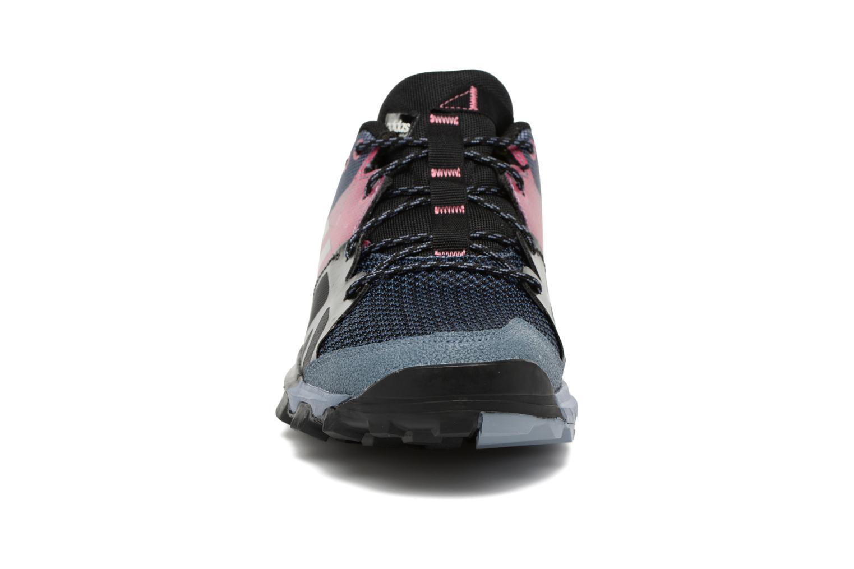 Chaussures de sport Adidas Performance Kanadia 8.1 Tr W Gris vue portées chaussures