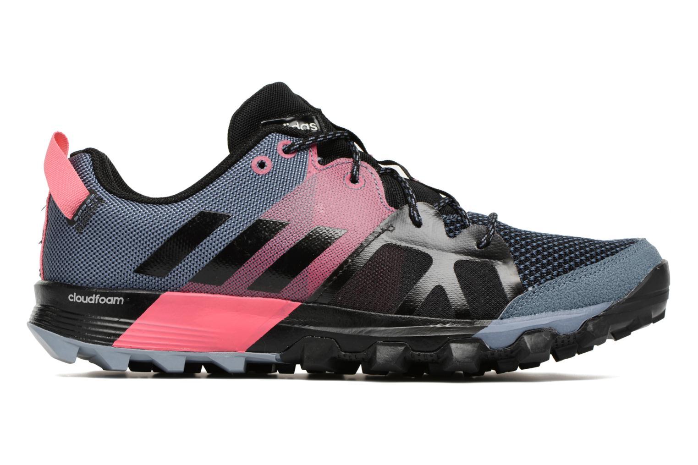 Chaussures de sport Adidas Performance Kanadia 8.1 Tr W Gris vue derrière