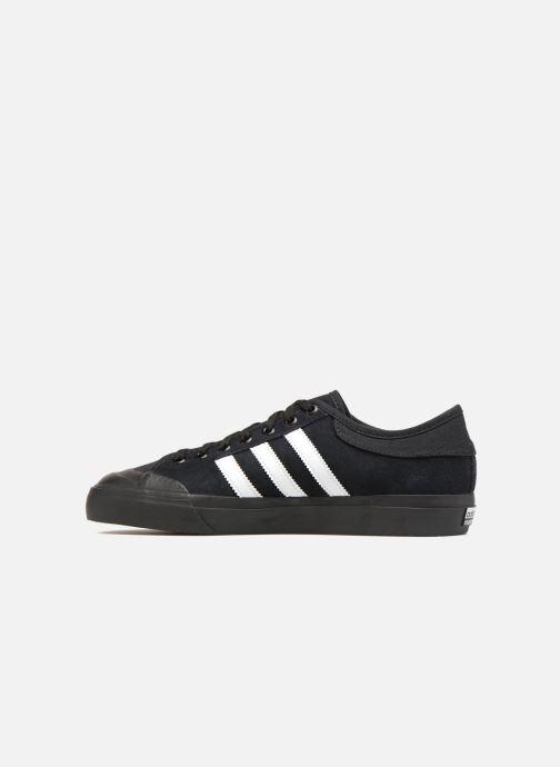 Chaussures de sport adidas performance Matchcourt Noir vue face