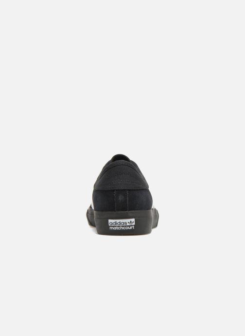 Chaussures de sport adidas performance Matchcourt Noir vue droite