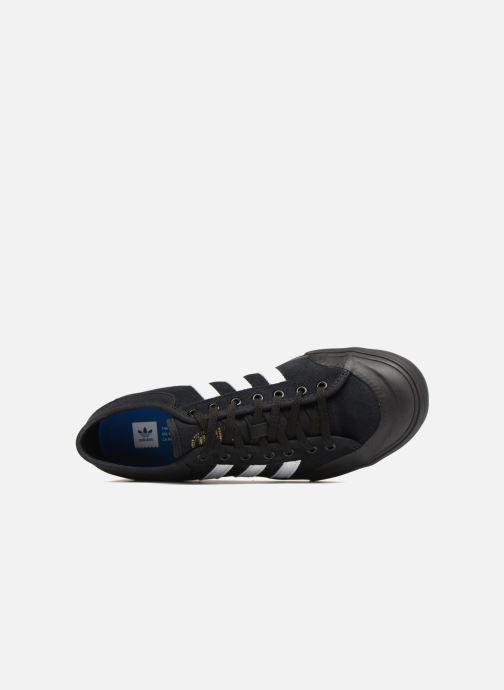 Chaussures de sport adidas performance Matchcourt Noir vue gauche