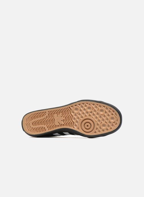 Chaussures de sport adidas performance Matchcourt Noir vue haut