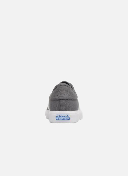 Zapatillas de deporte adidas performance Matchcourt Gris vista lateral derecha