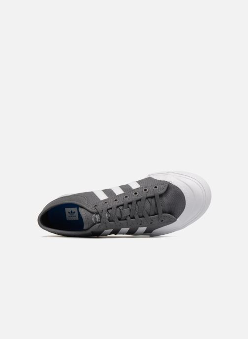 Zapatillas de deporte adidas performance Matchcourt Gris vista lateral izquierda