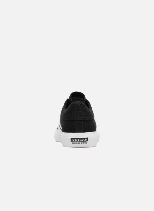 Zapatillas de deporte adidas performance Matchcourt Negro vista lateral derecha