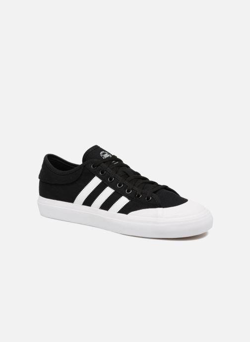 Zapatillas de deporte adidas performance Matchcourt Negro vista de detalle / par