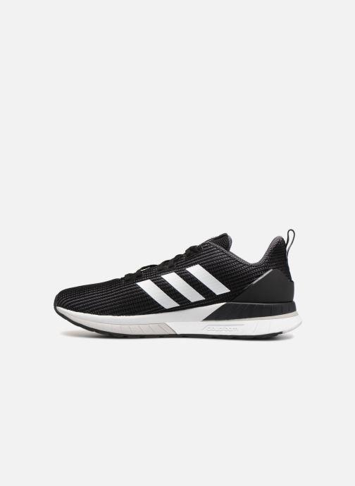 Chaussures de sport adidas performance Questar Tnd Noir vue face