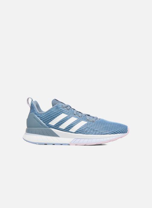 Sportschuhe adidas performance Questar Tnd W blau ansicht von hinten