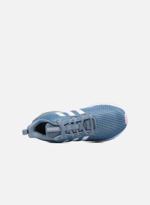 Sportschuhe adidas performance Questar Tnd W blau ansicht von links