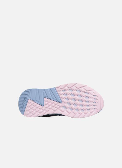 Sportschuhe adidas performance Questar Tnd W blau ansicht von oben