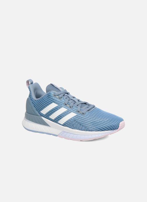 Sportschoenen adidas performance Questar Tnd W Blauw detail