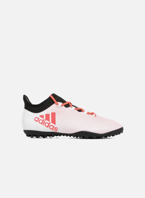 Chaussures de sport adidas performance X Tango 17.3 Tf Blanc vue derrière