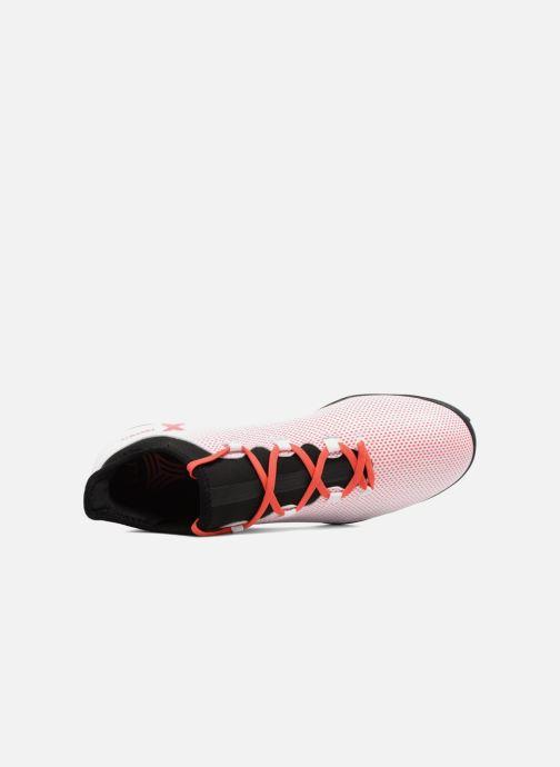 Chaussures de sport adidas performance X Tango 17.3 Tf Blanc vue gauche