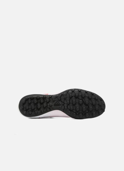 Chaussures de sport adidas performance X Tango 17.3 Tf Blanc vue haut