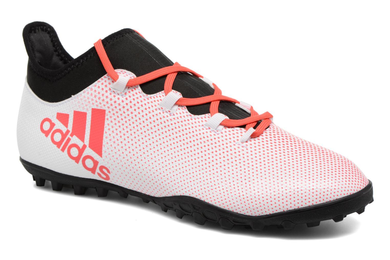 Chaussures de sport Adidas Performance X Tango 17.3 Tf Blanc vue détail/paire
