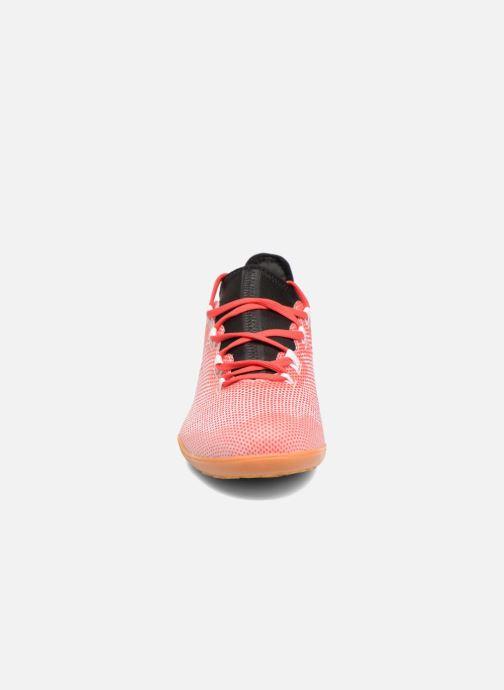 Chaussures de sport adidas performance X Tango 17.3 In Blanc vue portées chaussures