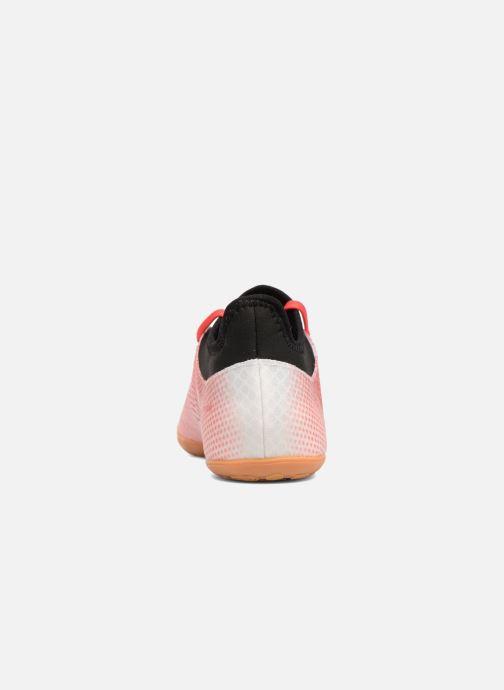 Chaussures de sport adidas performance X Tango 17.3 In Blanc vue droite