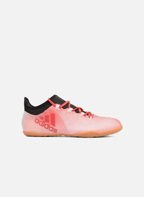 Chaussures de sport adidas performance X Tango 17.3 In Blanc vue derrière