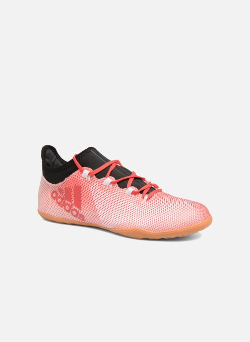 Chaussures de sport adidas performance X Tango 17.3 In Blanc vue détail/paire
