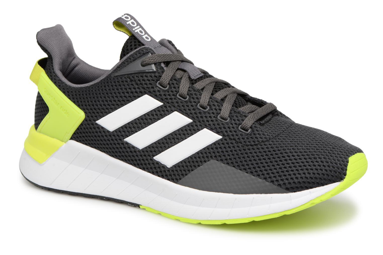 huge discount 15cdb bf3f8 Sportssko Adidas Performance Questar Ride Grå detaljeret billede af skoene