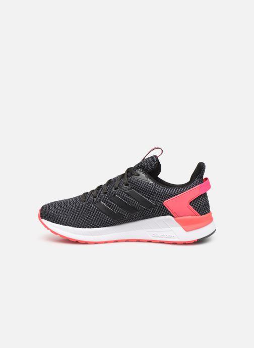 Chaussures de sport adidas performance Questar Ride W Noir vue face