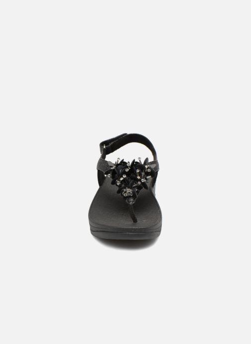 60cedd472be FitFlop Boogaloo Back Strap Sandal (Black) - Sandals chez Sarenza ...