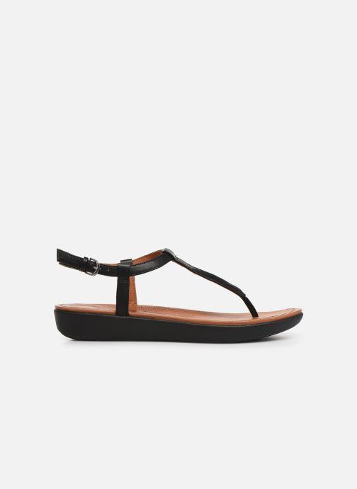 Sandales et nu-pieds FitFlop Tia Noir vue derrière