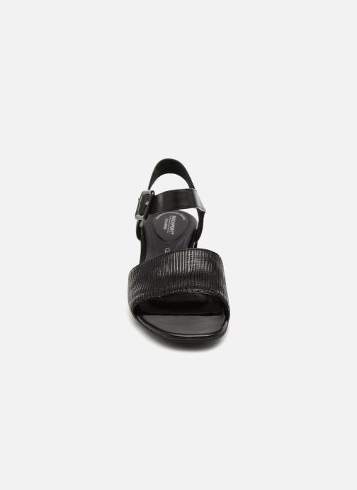 Sandales et nu-pieds Rockport TM Alaina 2 Piece Noir vue portées chaussures