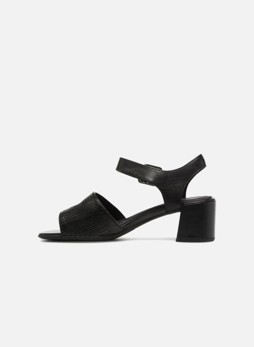 Sandales et nu-pieds Rockport TM Alaina 2 Piece Noir vue face