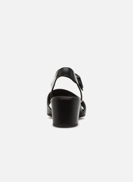 Sandales et nu-pieds Rockport TM Alaina 2 Piece Noir vue droite