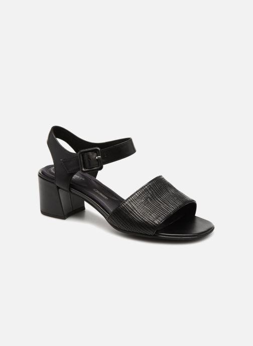 Sandales et nu-pieds Rockport TM Alaina 2 Piece Noir vue détail/paire