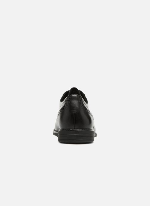 Chaussures à lacets Rockport Madson Wingtip C Noir vue droite