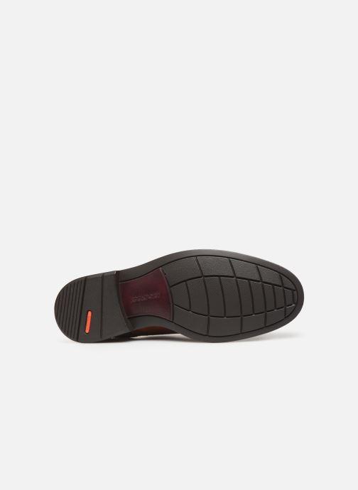 Chaussures à lacets Rockport Madson Wingtip C Marron vue haut