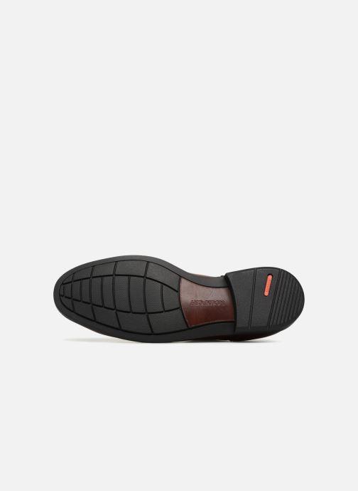 Chaussures à lacets Rockport Madson Plain Toe C Marron vue haut