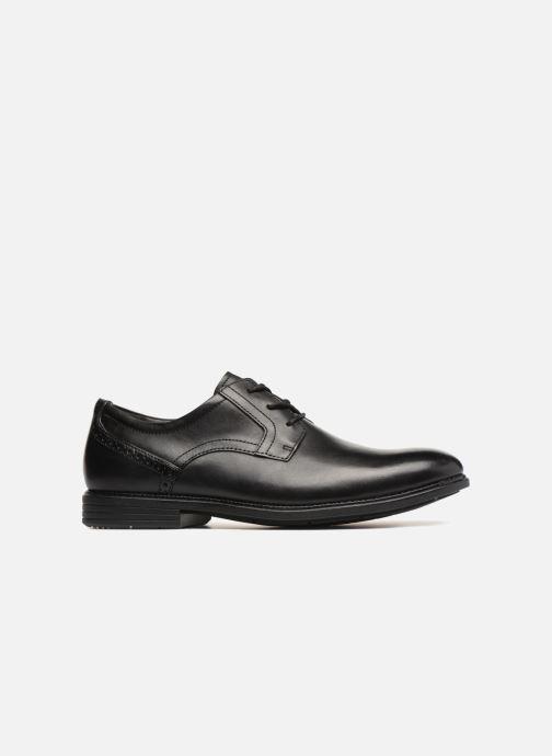 Chaussures à lacets Rockport Madson Plain Toe C Noir vue derrière
