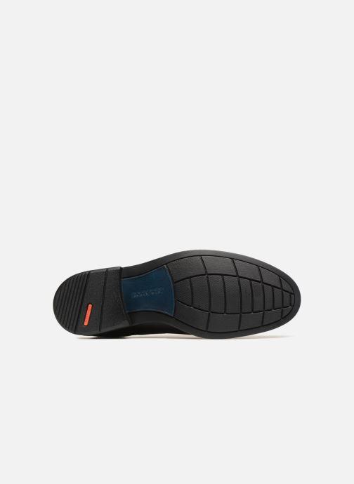 Chaussures à lacets Rockport Madson Plain Toe C Noir vue haut