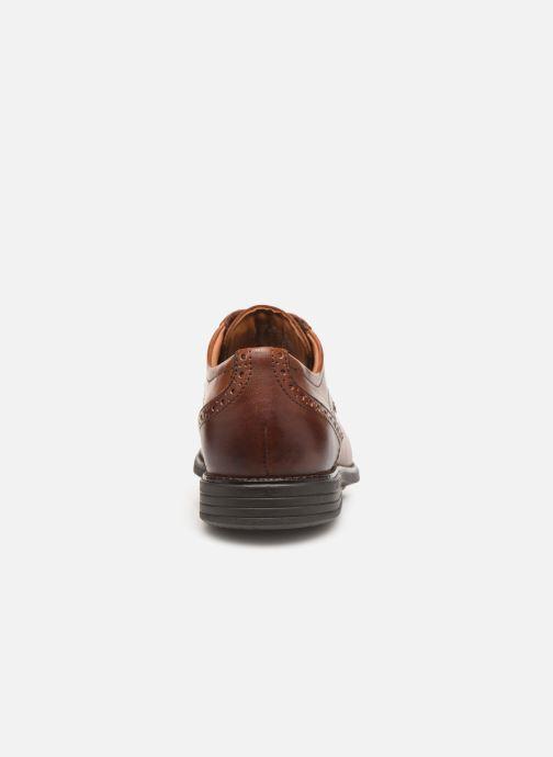 Chaussures à lacets Rockport Madson Plain Toe C Marron vue droite