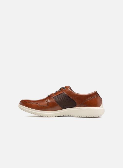 Chaussures à lacets Rockport DP2 Fast Mudguard Marron vue face