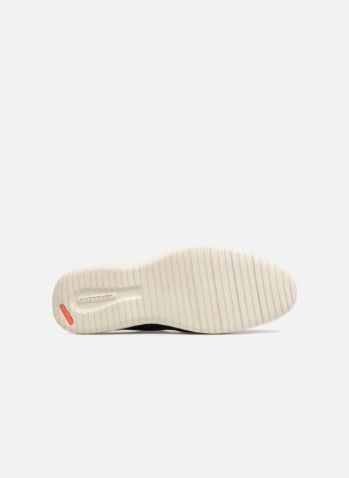 Chaussures à lacets Rockport DP2 Fast Mudguard Marron vue haut