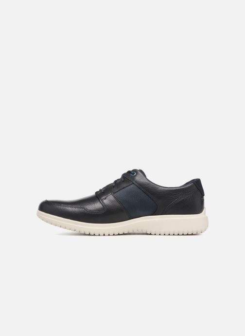 Chaussures Rockport Dp2 New Blues Fast À Lacets Mudguard Dress xedCBo