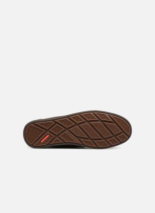 Scarpe con lacci Rockport Bl4 Boat Shoe Marrone immagine dall'alto