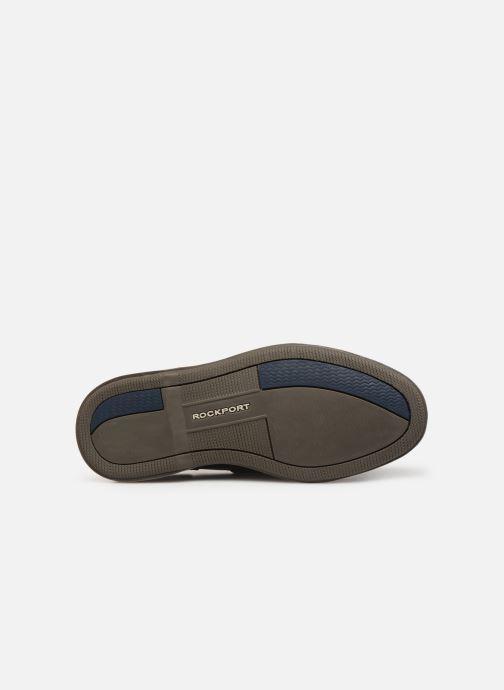 Chaussures à lacets Rockport Perth C Bleu vue haut