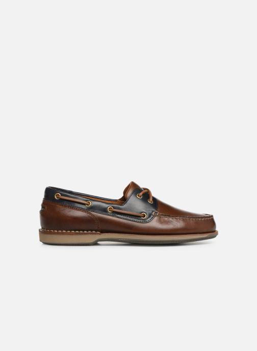 Chaussures à lacets Rockport Perth C Marron vue derrière