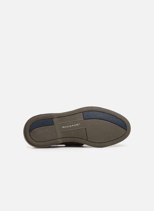 Chaussures à lacets Rockport Perth C Marron vue haut